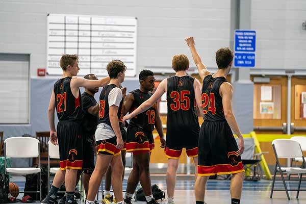 AAU Basketball Travel Team
