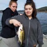 Fun Day With Spotted Bass At Collins Lake