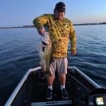Lake Camanche Angler Catches Massive Bass