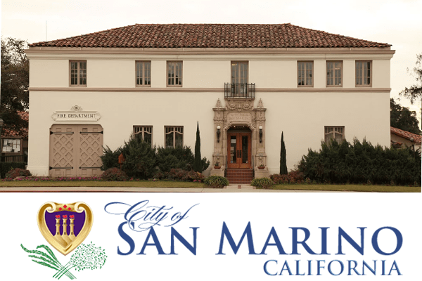 San Marino City Hall Featured Image