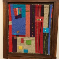 Quilt work by Pam Beale