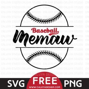Free Baseball SVG & PNG