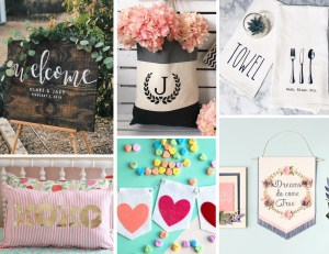 Stunning Cricut Inspirations From Creative Instagrammers