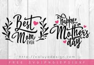 Free Mother's Day SVG