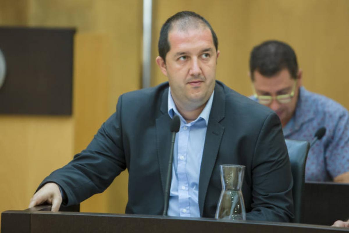 Rubén Martínez -Secretario General PSOE Benidorm
