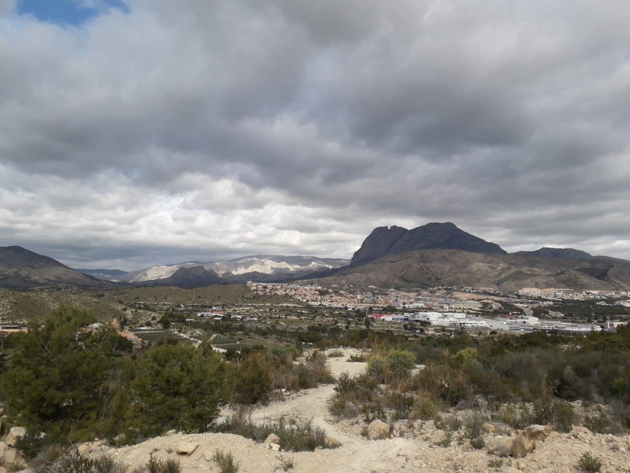 Puig Campana 1