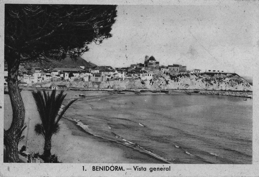 Vista General Benidorm