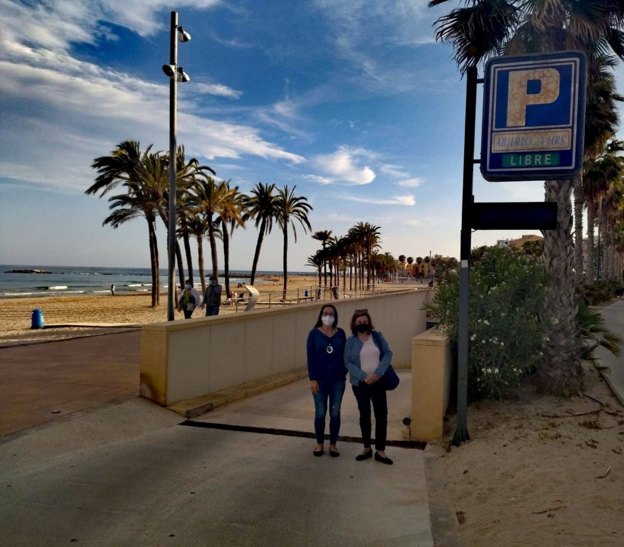 NOTA PP PARKING CHARCO