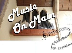 Music on Main Nov 9
