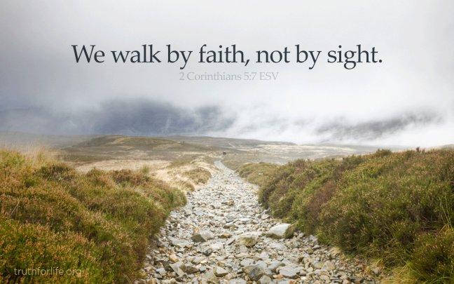 Walk by Faith Calvary Chapel Catonsville Maryland
