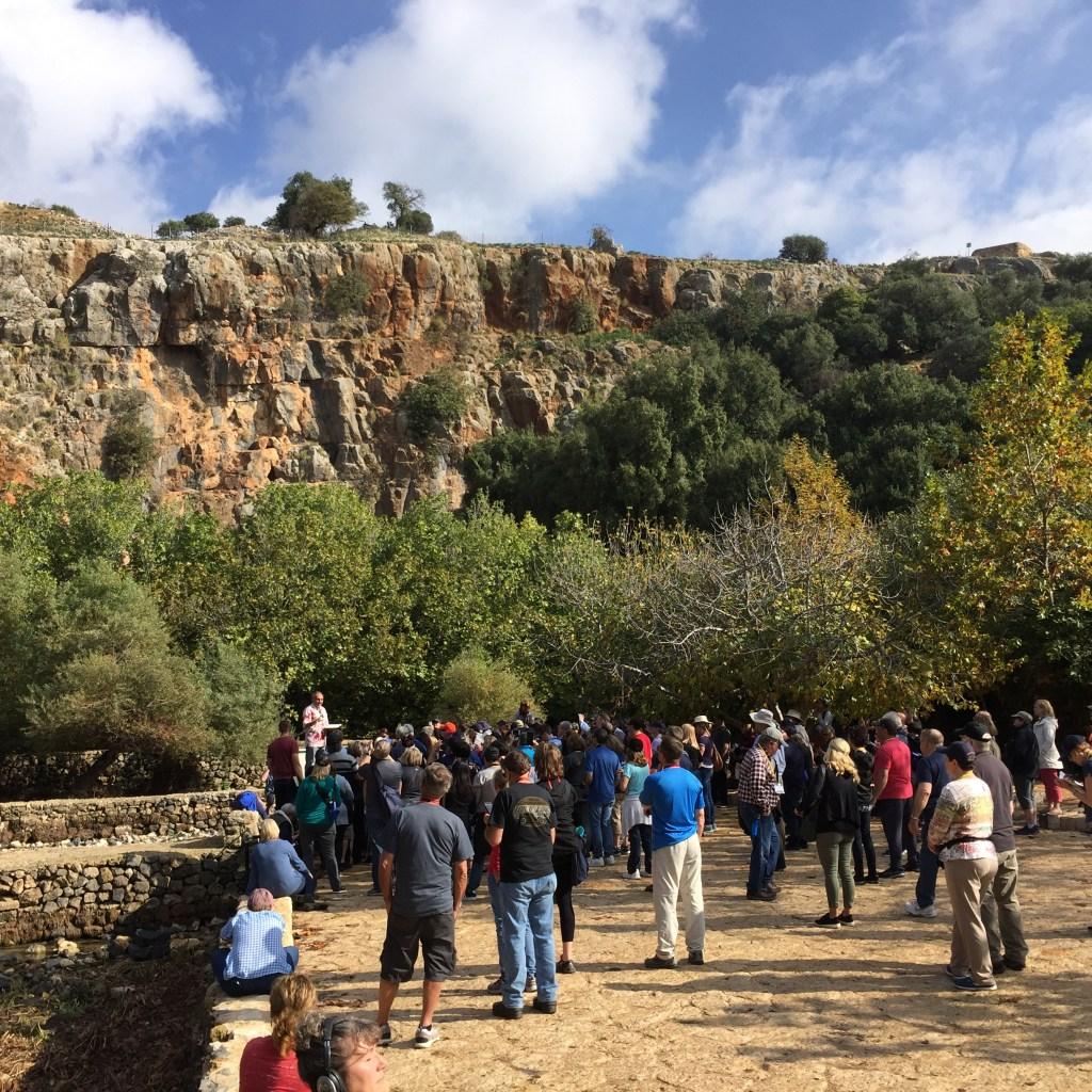 Day 3 Caesarea Philippi Pastor Teaching Matt16_13-26..1