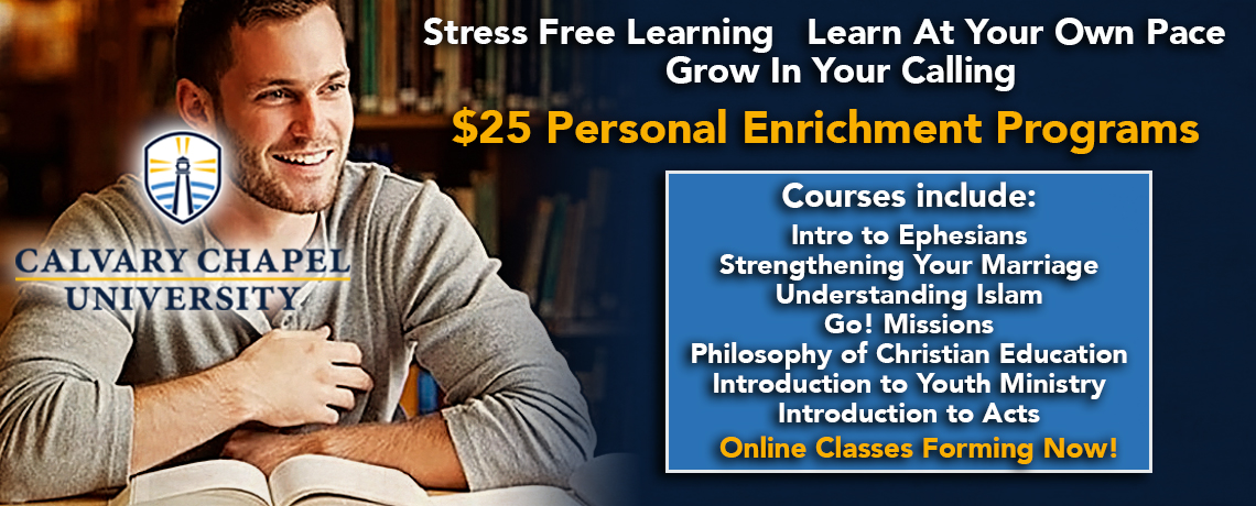 Personal Enrichment Programs