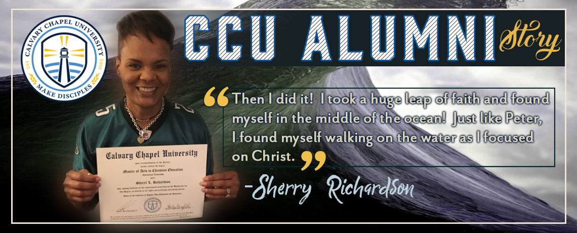 CCU ALUMNI STORY – SHERRY RICHARDSON