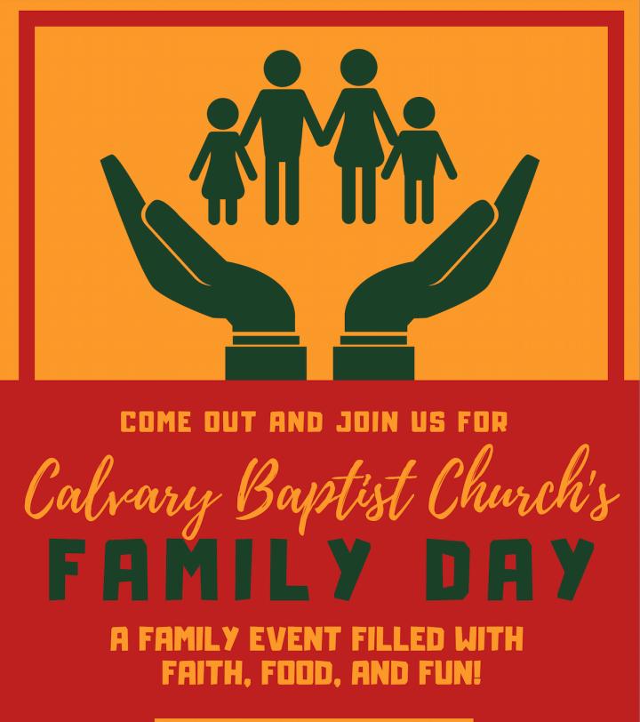 CBC Family Fun Day