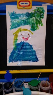 4 Year Old's Creation