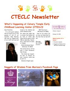 cteclc october newsletter 2013