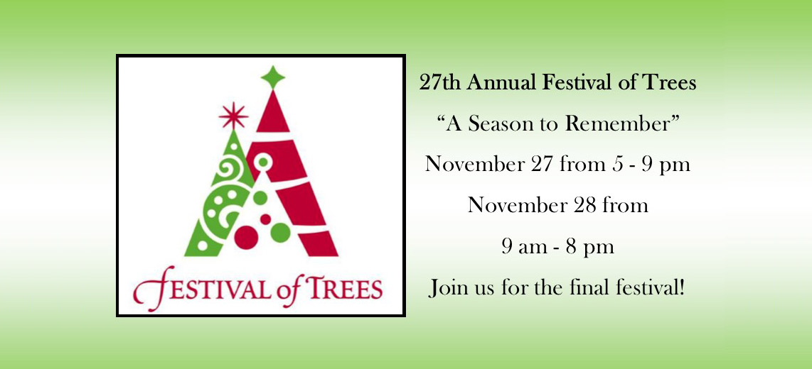 27th Annual Festival of Trees