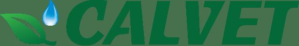 logo calvet dans le pied de page