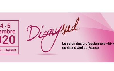 Dionysud 2020 : les équipes Calvet vous accueillent !