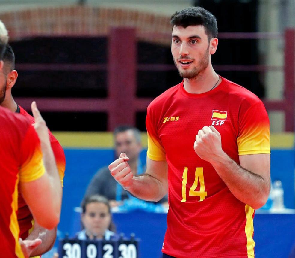 Miki Fornés – Voleibol