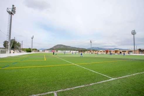 Campo Futbol Son Ferrer