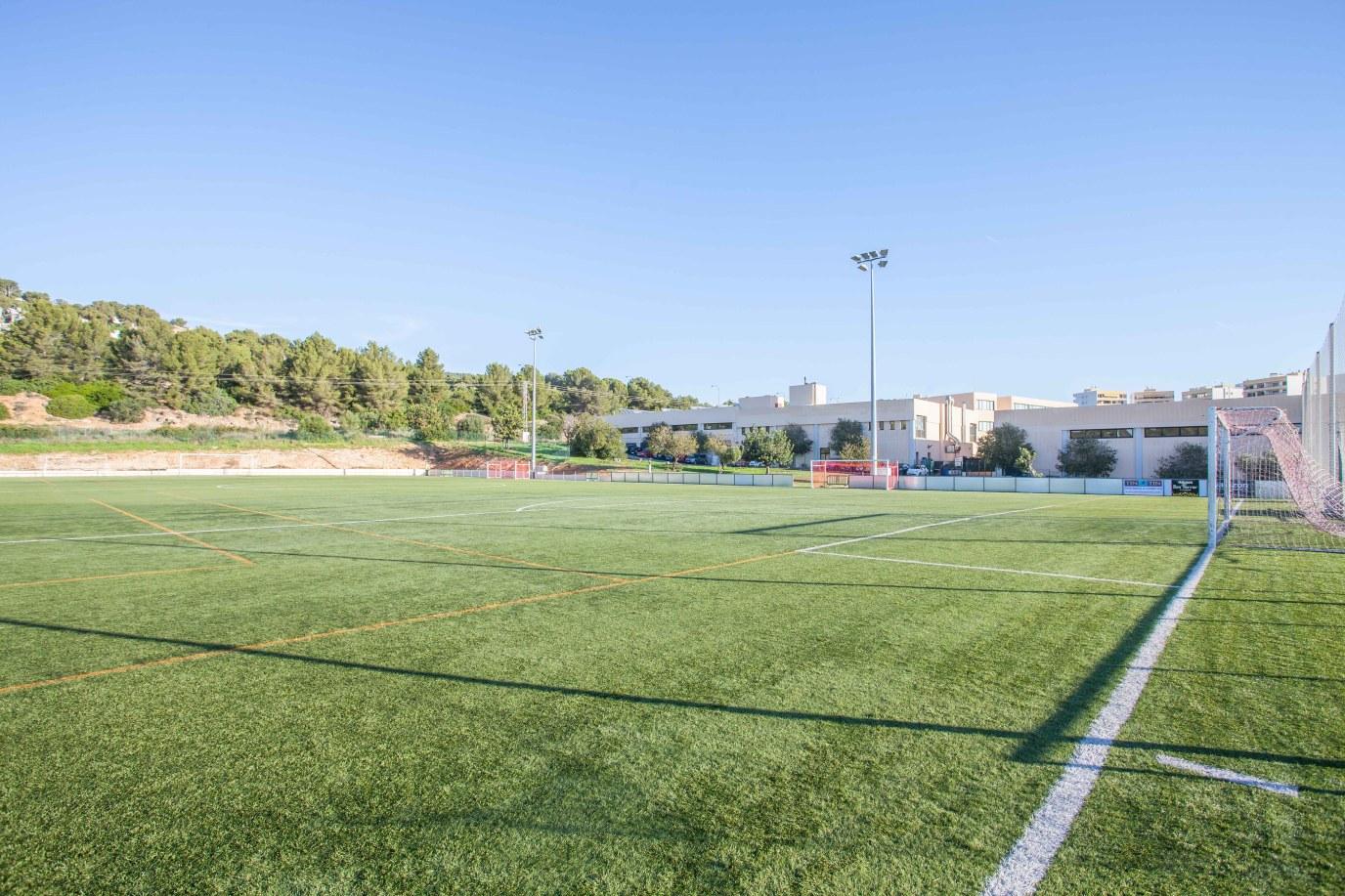 Campo de fútbol de Costa d'en Blanes