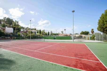 Zona deportiva Costa de la Calma