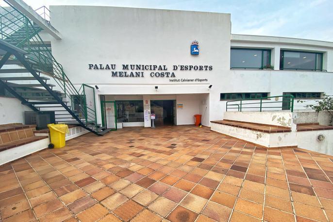 Instalaciones deportivas de Calvià - Palau d'esports Melani Costa Calvià
