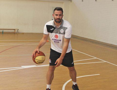 Carlos Cabeza - Baloncesto