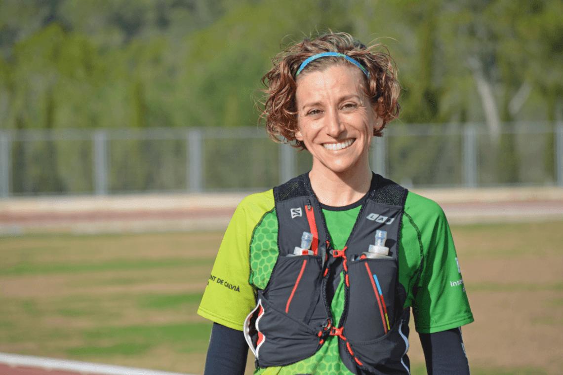 Cristina Prats-Trail Montaña