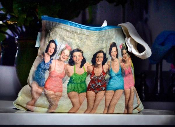 Tina's Makeup Bag