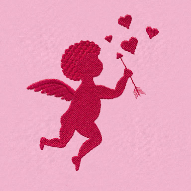 Cupid Valentines Day