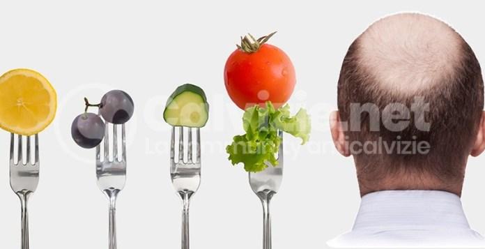 effluvio fattori alimentari