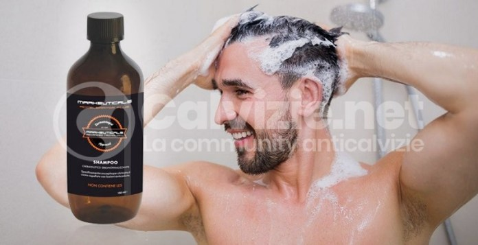 Markeuticals Accelerator Plus Shampoo