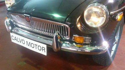 ¿Pensando en restaurar tu coche? No te lo pienses y ven a CALVO MOTOR.