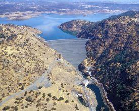 New Melones Dam (Wikimedia)