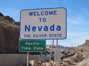 Nevada sign, flickr