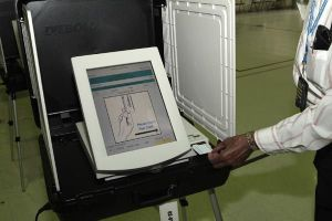 voting machine, maryland, wikicommons