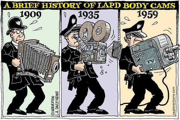 lapd body cams, wolverton, cagle, Dec. 22, 2014