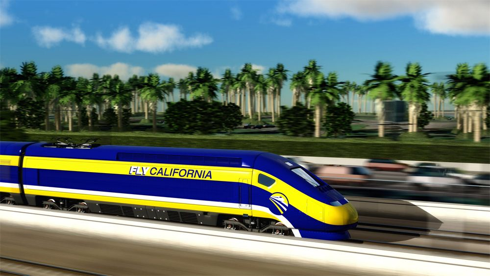 High-speed rail agency lacks leader at crucial juncture