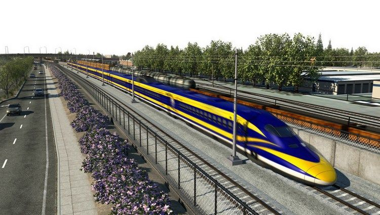 GOP lawmakers bet bullet train bad news will continue