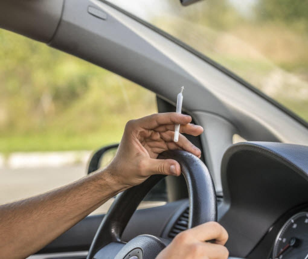 California bill would ban driving while high