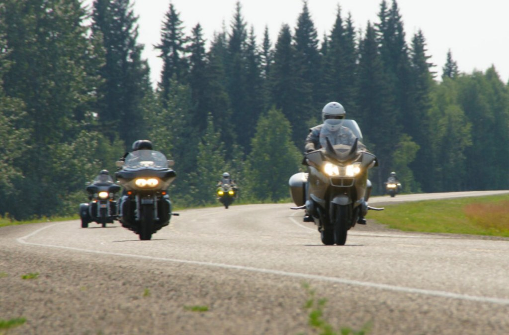 Odyssey Motorcycle Touring