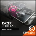 Razer Utility Bag Made from robust