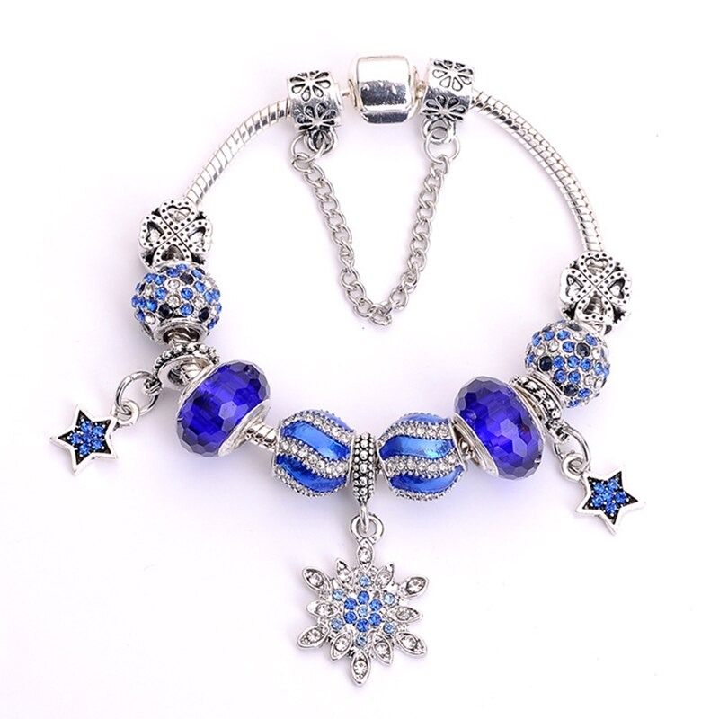 Bracelet charms WINTER