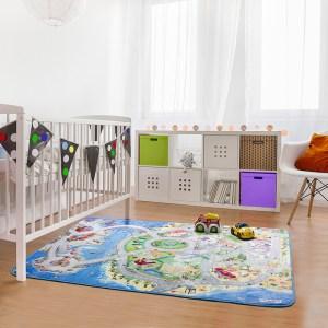 DISEÑO CARRETERA INFANTIL GAMES 21-MULTI