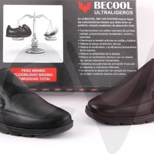 Be cool ZAPATO CABALLERO PIEL 6604