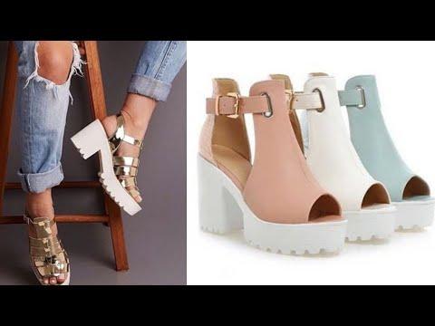 LO Último en Zapatos Próxima Temporada 2018-2019 | zapatos de moda mujer
