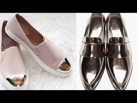 Zapatos Mujer 2020 Calzado Otoño Invierno Mocasines 2020 Cómodos, Casual Tendencia 2020 Moda Zapatos