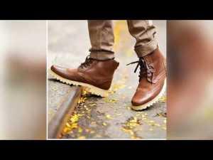 Botas para hombres 👍 2019 – Botas en tendencia 2019 para hombres – Zapato tipo bota